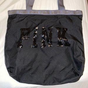 Black PINK Tote Bag